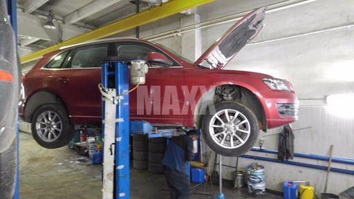 Ремонт акпп Audi Q5 дсг, диагностика, ремонт S-Tronic