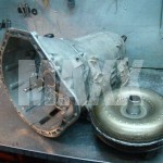 Отремонтированная 722.6 с гидротрансформатором