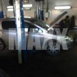 Peugeot 307 DP0 ремонт гидроблока